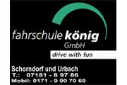 Sponsor Fahrschule König